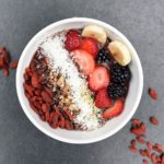 Breakfast, Quinoa Bowl