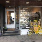 Floke hair salon in Molde, Norway